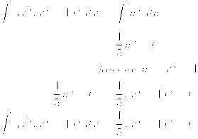 teknik integral substitusi